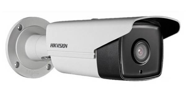 Covert Security Camera >> Hikvision DS-2CD2T42WD-I8 IP camera 4MP - Fixed lens 4mm - EXIR IR LED 80m - IP66 - PoE ...