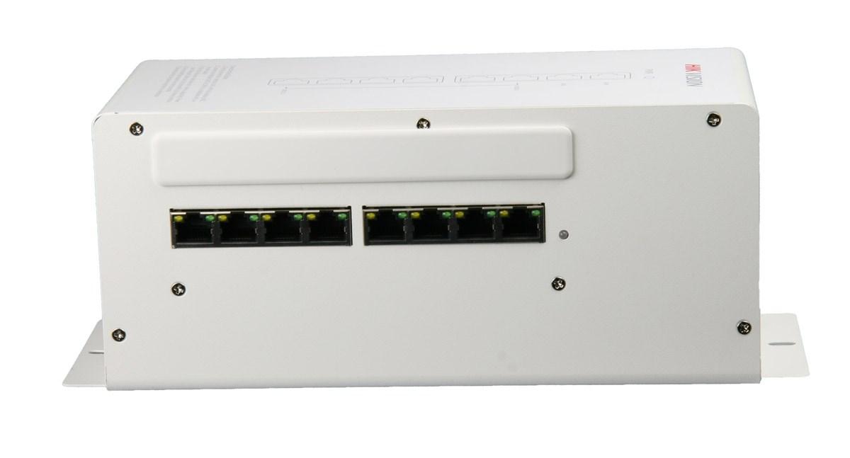 Hikvision DS-KAD606 Video/Audio Distributor, 6xPoE, - MEGATEH eu