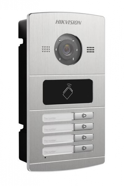 Ip Video Intercom Hikvision Megateh Eu Online Shop
