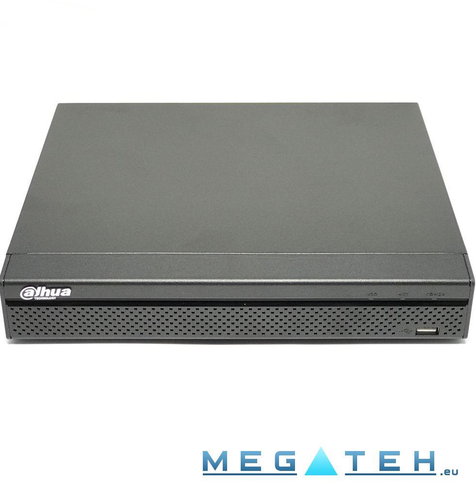 Dahua NVR4216-16P-4KS2, 16 channel IP NVR with 16xPoE ports