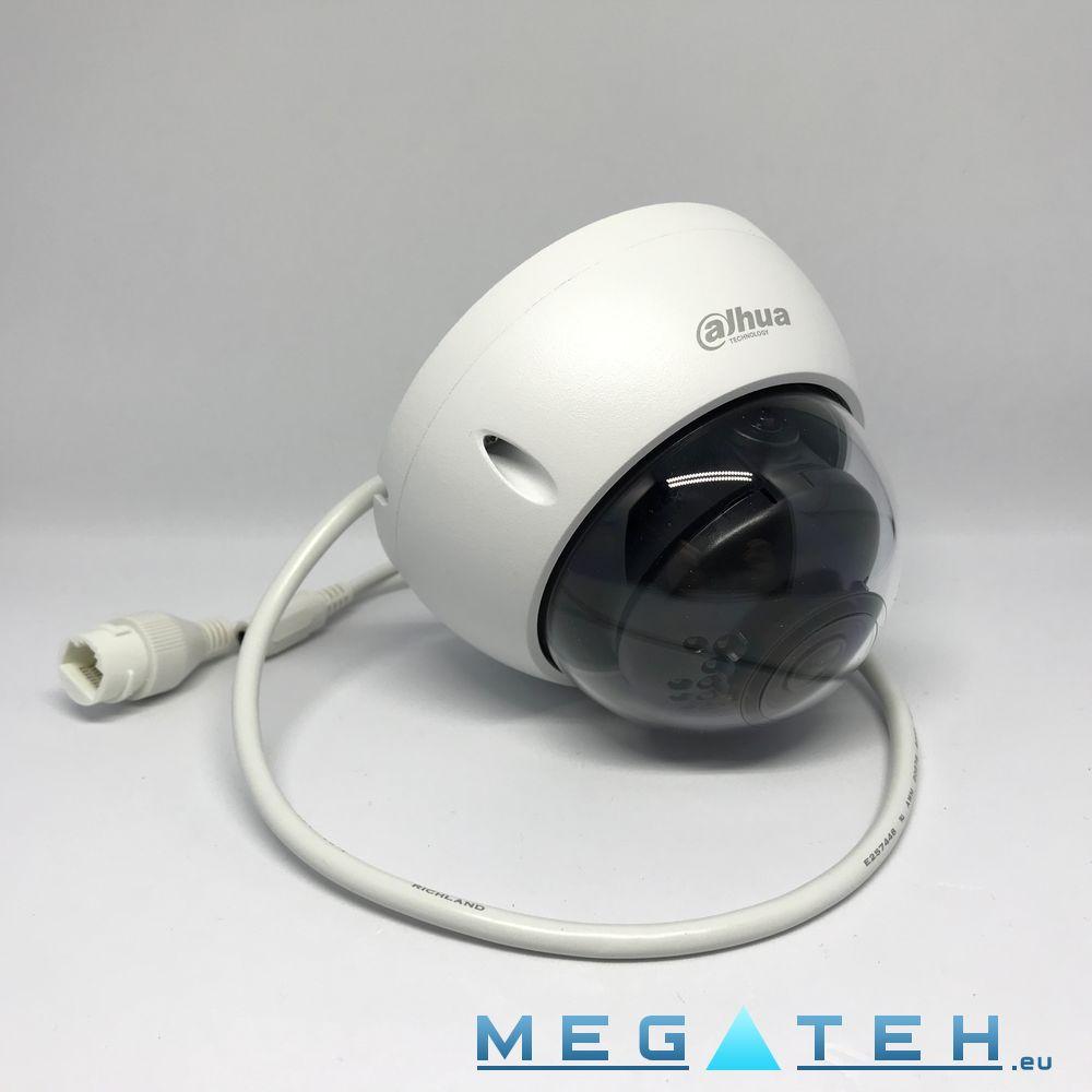 Dahua HDBW1431EP Anti-Vandal Dome IP camera 4MP - 2 8mm(104°) fixed