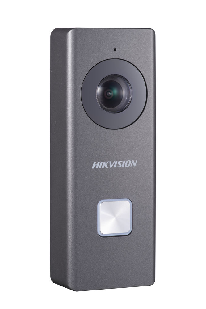 Hikvision DS-KB6003-WIP IP video smart doorbell 2MP Field of view 180º  sc 1 st  MEGATEH.eu online shop & Hikvision DS-KB6003-WIP IP video smart doorbell 2MP Field of view ...