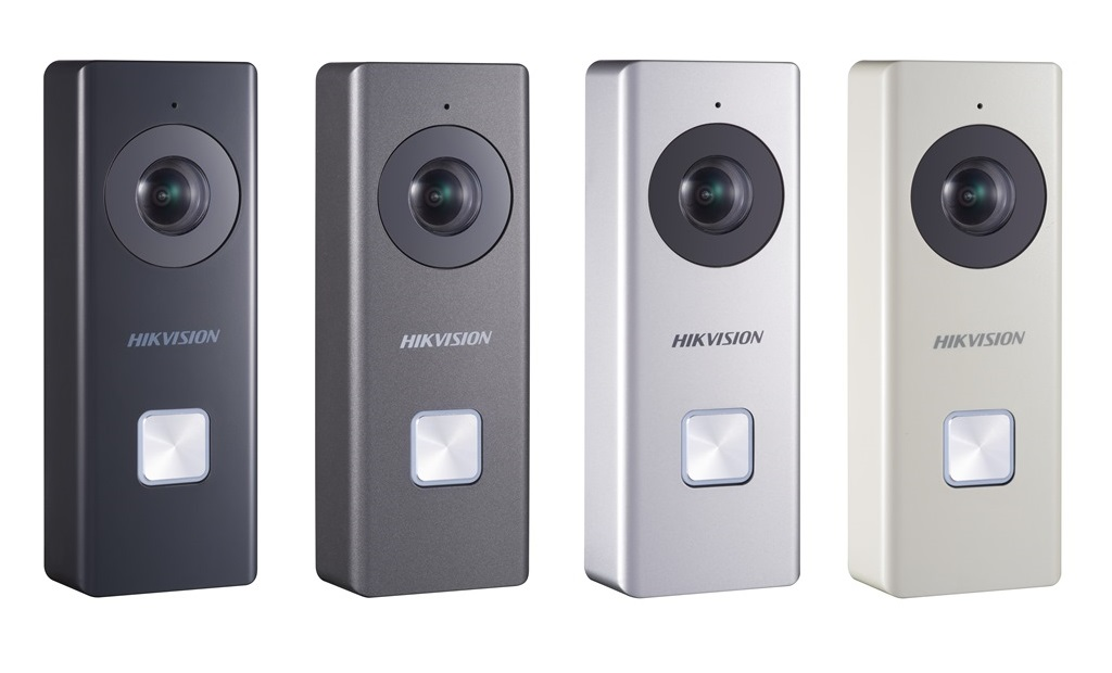 Hikvision Ds Kb6003 Wip Ip Wifi Smart Uksekell 2mp 180 186