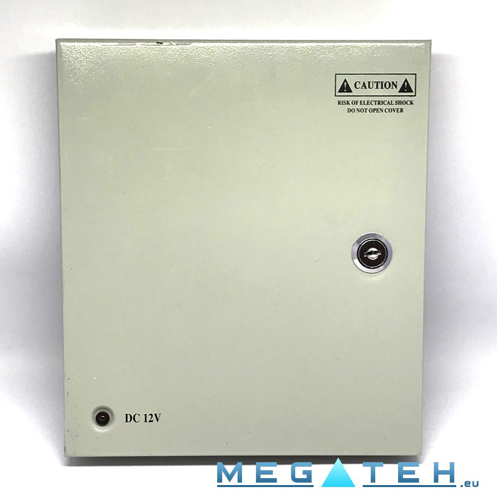 Cctv Camera Power Supply Box 12v 7a 8ch Online Shop Wiring Diagram