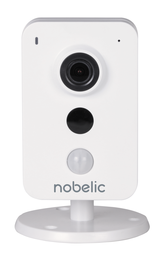 Nobelic NBLC-1110F-MSD Cube Indoor IP camera 1 3MP - IVideon