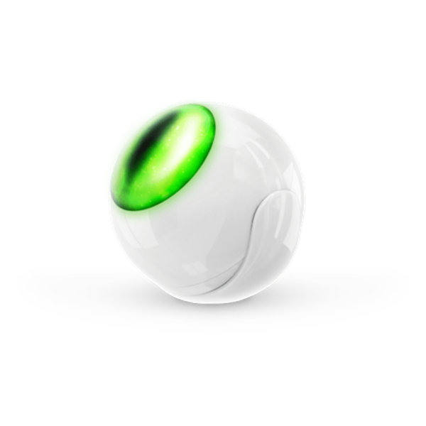 White Fibaro USA FGBHMS-001 Motion HomeKit-Enabled Multi-Sensor