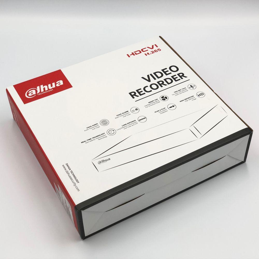 Dahua XVR5108HS-4KL-X DVR 8xHDCVI/AHD/TVI/CVBS/IP, extra IP