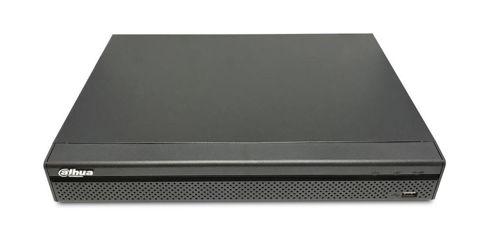 Dahua NVR4208-4KS2 8 channel Lite IP NVR with 8xIP