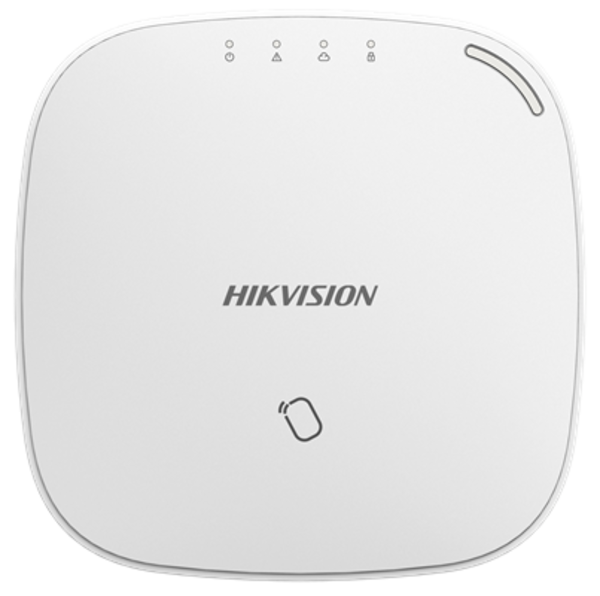 Hikvision DS-PWA32-HS Wireless Alarm Hub (868MHz) supports