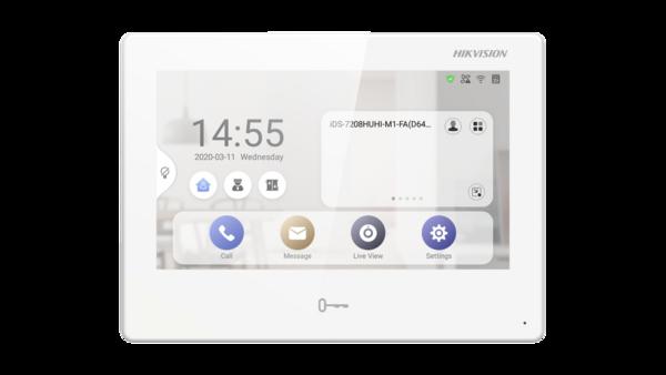 Hikvision DS-KH9310-WTE1 7-inch Android Монитор - видеонаблюдение в Эстонии
